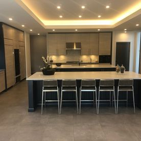 Contemporary Kitchen 3-4