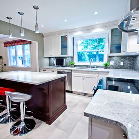 Contemporary Kitchen 1-1